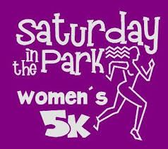 Saturday in the Park Women's 5K