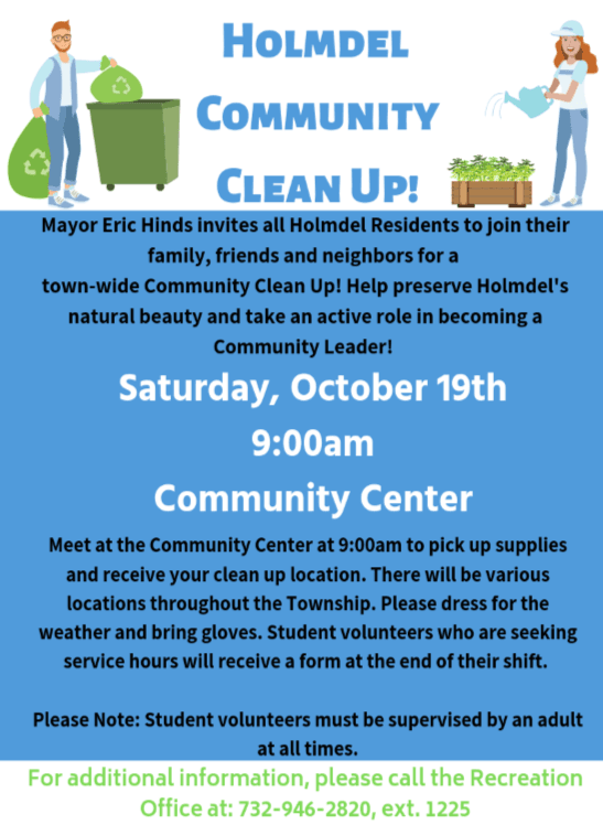October Community Cleanup 2019
