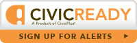 CivicReady - A Product of CivicPlus® - Sign Up for Alerts